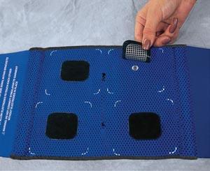 Axelgaard Ultrastim® Garment & Pad Each B22-L by Axelgaard