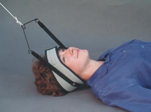 Therapeutic C-Trax Supine Cervical Traction Each CTRAXTMJ by Therapeutic Dimensi