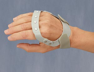 3 Point Products Polycentric Hinged Ulnar Deviation Arthritis Splints Each P2002