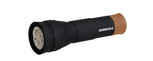 Sapphire Multinational Duracell Durabeam® Flashlight Case 60-042 by Sapphire Mul