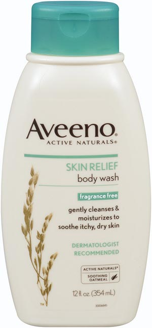 J&J Aveeno® Body Wash Case 003646 by Johnson & Johnson Consumer Products