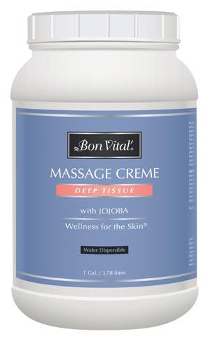 Hygenic/Performance Health Bon Vital® Deep Tissue Massage Lotion & Cr�me Case BV