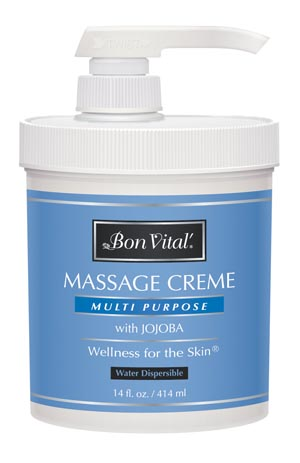 Hygenic/Performance Health Bon Vital® Multi-Purpose Massage Cr�me Case BVMPC14Z