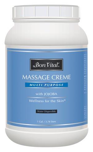 Hygenic/Performance Health Bon Vital® Multi-Purpose Massage Cr�me Case BVMPC1G b