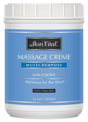 Hygenic/Performance Health Bon Vital® Multi-Purpose Massage Cr�me Case BVMPCHG b