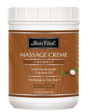 Hygenic/Performance Health Bon Vital® Coconut Massage Cr�me Case BVCOCHG by Hyge
