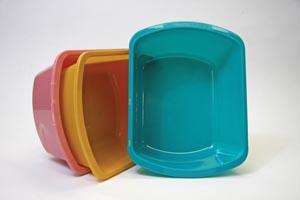 Val Medium Bedside Plastic Products Case Vm-2335-08 By Val Medium Medical
