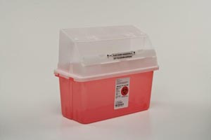 CARDINAL HEALTH GATORGUARD IN-PATIENT ROOM SHARPS CONTAINERS