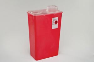 CARDINAL HEALTH MONOJECT™ SHARPS CONTAINERS