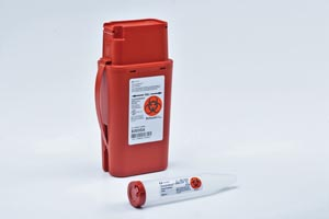 CARDINAL HEALTH TRANSPORTABLE SHARPS CONTAINERS