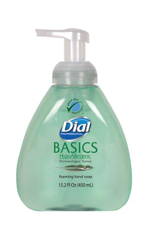 Dial® Basics Liquid & Foam Soap Case 98609 by Dial