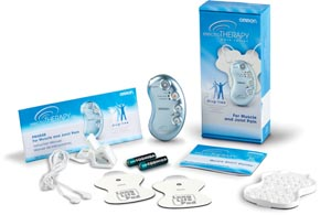 Omron Electrotherapy Pain Relief System Each Pm3030 By Omron Healthcare