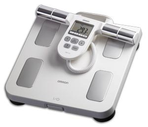 Omron Full Body Sensor Body Composition Monitor With Scale Each Hbf-510W By Omro