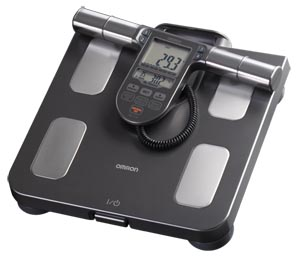 Omron Full Body Sensor Body Composition Monitor With Scale Each Hbf-514C By Omro
