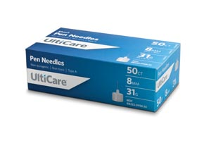 Ultimed Ulticare Pen Needles Box 9585 by UltiMed