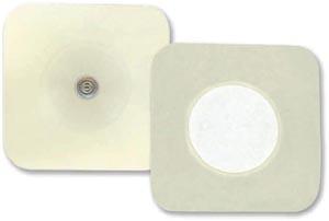 Electrode Treatment Kit, Medium Square Active Drug Delivery Kit, 10 kt/bg