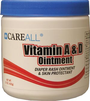 New World Imports Careall� Vitamin A&D Ointment Case Vad15J By New World Imports