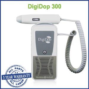 Newman Digidop Handheld Doppler Probes Box DD-300-D8 by Newman Medical
