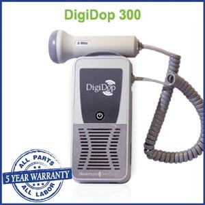 Newman Digidop Handheld Doppler Probes Box DD-300-D2 by Newman Medical