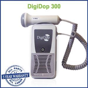 Newman Digidop Handheld Doppler Probes Box DD-300-D3 by Newman Medical