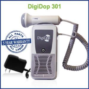 Newman Digidop Handheld Doppler Probes Box DD-301-D3 by Newman Medical