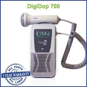 Newman Digidop Handheld Doppler Probes Box DD-700-D3 by Newman Medical