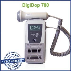 Newman Digidop Handheld Doppler Probes Box DD-700-D2 by Newman Medical