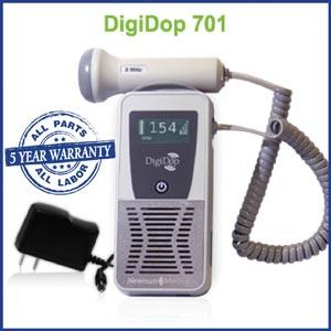 Newman Digidop Handheld Doppler Probes Box DD-701-D2 by Newman Medical