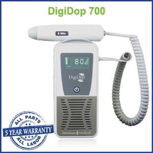 Newman Digidop Handheld Doppler Probes Box DD-700-D8 by Newman Medical