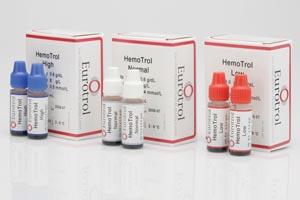 Hemocue Eurotrol® Controls Box 171003002 by HemoCue America