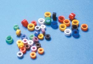STD COLOR CODE RINGS-PINK (50)