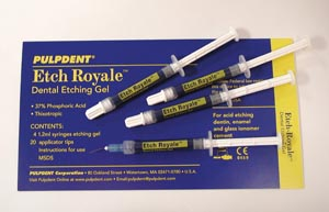 ROYAL ETCHING GEL (2X25 ML SYR