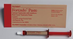 FORENDO PASTE SYR W/TIPS
