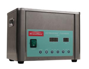 Brandmax Tri-Clean Ultrasonic Cleaners Each U-3Lh By Brandmax