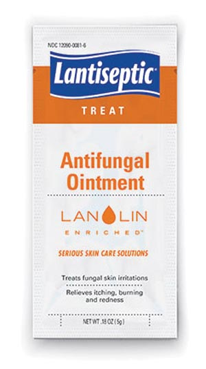 Santus Lantiseptic® Antifungal Cream Case 0816 By Santus LLC