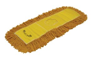 "Twist Dust Mop, Yellow, 5"" x 48"""