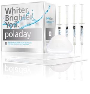 Pola Day 10 Syringe Kit, 9.5% Hydrogen Peroxide