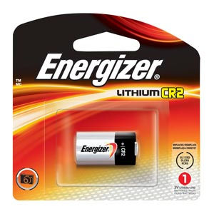 Energizer Industrial Battery - Lithium Case El1Cr2Bp By Energizer Battery