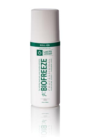 Hygenic/Performance Health Biofreeze® Professional Topical Pain Reliever Box 134