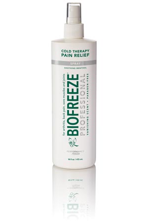Hygenic/Performance Health Biofreeze® Professional Topical Pain Reliever Case 13