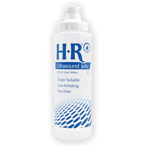 Hr® Ultrasound Gel Box 216 by HR Pharmaceuticals