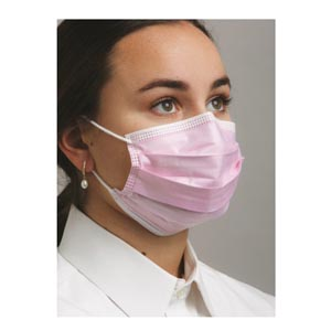 Mydent Defend Astm Level 1 Dual Fit Earloop Face Mask Case MK-7110 by Mydent