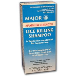 Major Shampoo & Conditioner Each 001446 By Major Pharma ceuticals