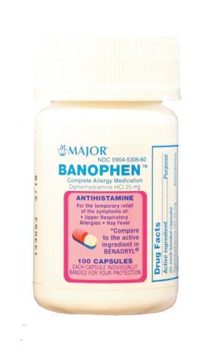 Major Analgesic Caplets Each 006747 by Major Pharmaceuticals