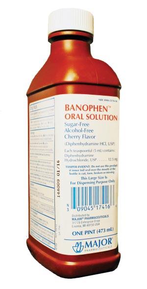 Major Allergy Liquid Each 247189 by Major Pharmaceuticals