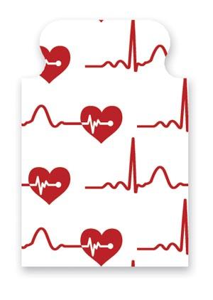 Bio Protech Pro-Tab ECG Tab Electrodes Case Pt2334 By Bio Protech (5000 Ele)