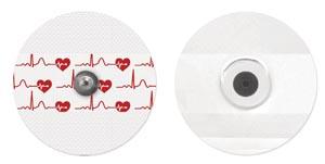 Bio Protech Telectrode ECG Electrodes Box T815-5 By Bio Protech USA