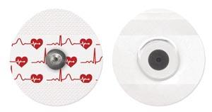 Bio Protech Telectrode ECG Electrodes Box T816-30 By Bio Protech USA