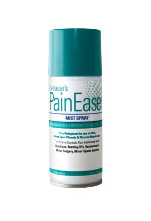 Gebauer Pain Ease® DZ 0386-0008-02 By Gebauer Company-Rx Item-