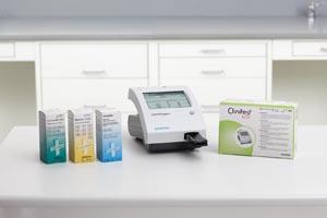 Siemens Clinitek Status+ Analyzer Your Choice Reagent Combo Each SCORE30 by Siem
